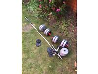 Barbell and Dumbbell weights