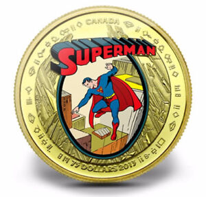 WANTED : 2013 SUPERMAN GOLD COIN !!!