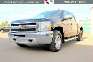 2013 Chevrolet Silverado 1500 Crew Cab Short BOX 4WD REDUCED