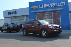 2010 GMC Acadia SLT REAR VIEW CAMERA, HEATED LEATHER SEATS