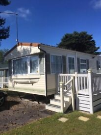 Forest retreat Static Caravan For Hire