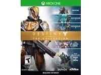Battlefield 1 & destiny collection