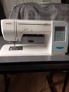 Janome 8200 QCP Sewing Machine for Sale