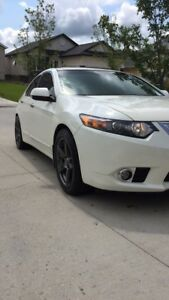2011 Acura TSX tech package