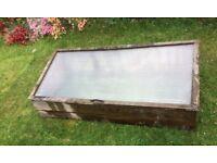 Cold frame for garden or allotment