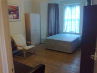 EXTRA BIG DOUBLE ROOM IN OVAL - KENNINGTON - £800 PCM - ALL BILLS