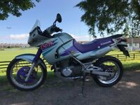 1996 KAWASAKI KLE500 TRAIL BIKE VERY CLEAN BIKE WITH LONG MOT £1399