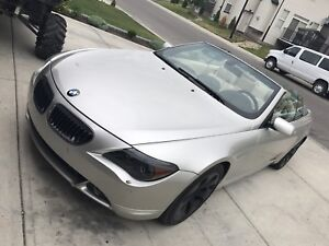2005 BMW 645CI 6 Speed MINT OBO TRADES CONSIDERED