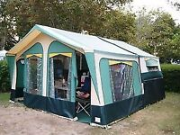 Conway Countryman folding camper in excellent condition