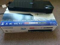 SAMSUNG BD-H6500 Smart 3D Blu-ray Player