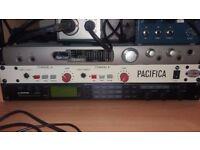 TC Electronic FireworX multi-effects unit with operating system V2- Radical Studio Effects Processor