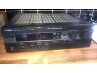 Yamaha rx-v396rds av receiver natural sound
