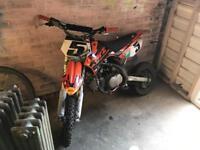 Rfz 150cc pit bike