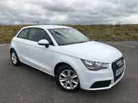 STUNNING 2012 AUDI A1 1.6 TDI SE WITH VERY LOW MILEAGE ONLY 1 FORMER KEEPER AND FULL SERVICE HISTORY