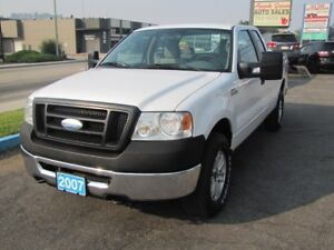 2007 Ford F-150 Supercab 4WD Styleside 6.5 FT