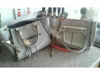 2 river island bags