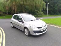 2006 Renault Clio 1.4 16V Expression [A/C] 5 Door -Cheap to Run, Great Spec, Over 500 miles per tank