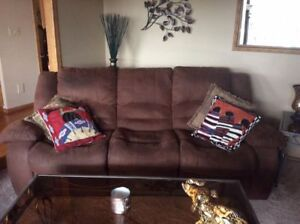 Couch & Love Seat Recliners