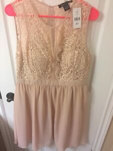 Blush Dress! New with Tags