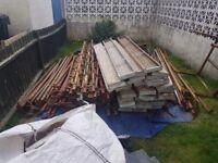 2 kwickstage scaffolding 24'x16'