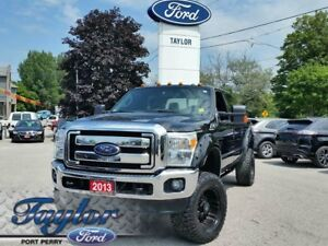 2013 Ford Super Duty F-250 Lariat *LIFTED* *LEATHER* *NAVIGATION