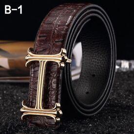 Designer Belts For Women & men