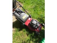 Mountfield garden mower