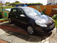 """Renault Clio """"iMusic"""" 1.5 dci 70k miles 2010 plate 2 owners alloy wheels £2000 ono"""