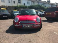 MINI Hatch 1.6 Cooper 3dr£2,195 one owner