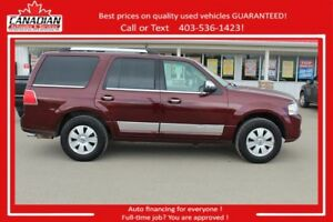 2010 Lincoln Navigator FIRE SALE!! LOADED $232.50/SEMI-MONTH OAC