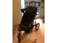 Out 'n' about 'Nipper' all terrain buggy stroller