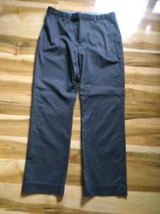 Mens grey Gap pants