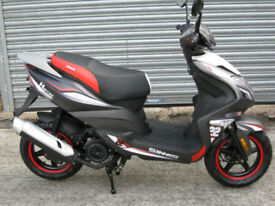 SINNIS Harrier 125cc Scooter 2017 brand new