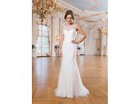 Wedding Dress )Lillian West 6351)