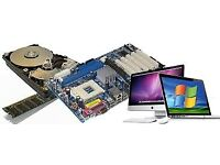 Computer Desktop PC Hardrive - Memory - Upgrades - Reboot