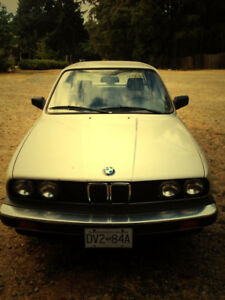 1987 BMW 3-Series 325i Other