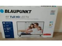 "49"" Blaupunkt LED TV"