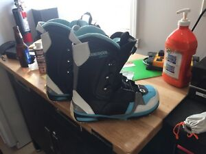 Men's Salomon Dialogue, snowboard boots
