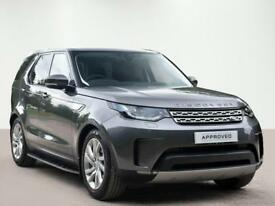 Land Rover Discovery SD4 HSE (grey) 2017-03-31