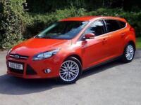 Ford Focus 1.6 TDCi Zetec 5dr DIESEL MANUAL 2012/12