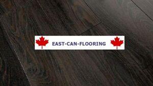 Ambiance Solid White Oak Hardwood Flooring
