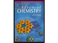 Advanced Chemistry by Michael Clugston, Rosalind Flemming (Paperback, 2000)