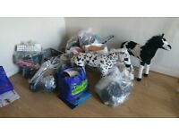 FREE - large quantity of items for charity