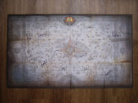 Path of Exile Signed Cloth Map of the Atlas