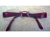 silhouette titan edge glasses