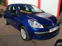 Renault Clio 1.5dCi 86 Expression ONLY £30 POUND A YEAR ROAD TAX