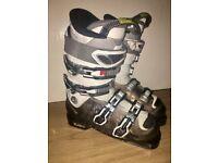 Salomon Rush10 ladies ski boots Size 24.5(5-5.5)