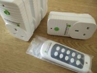 New Energenie smart sockets