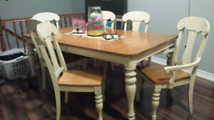 Beautiful table  for family gatherings