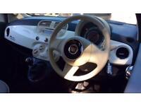 2015 Fiat 500 1.2 Pop Star 3dr Manual Petrol Hatchback